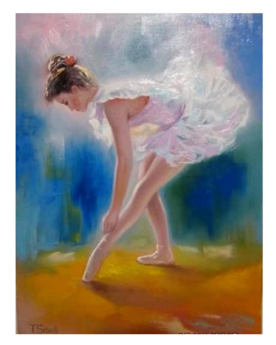 Taras Sidan- Limited Edition Giclee on Canvas