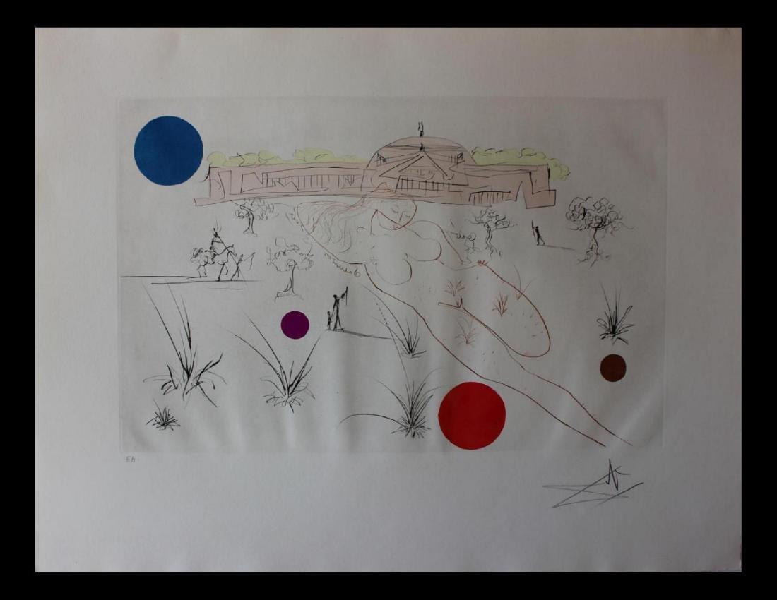 Salvador Dali Museum of Science and Industry Original