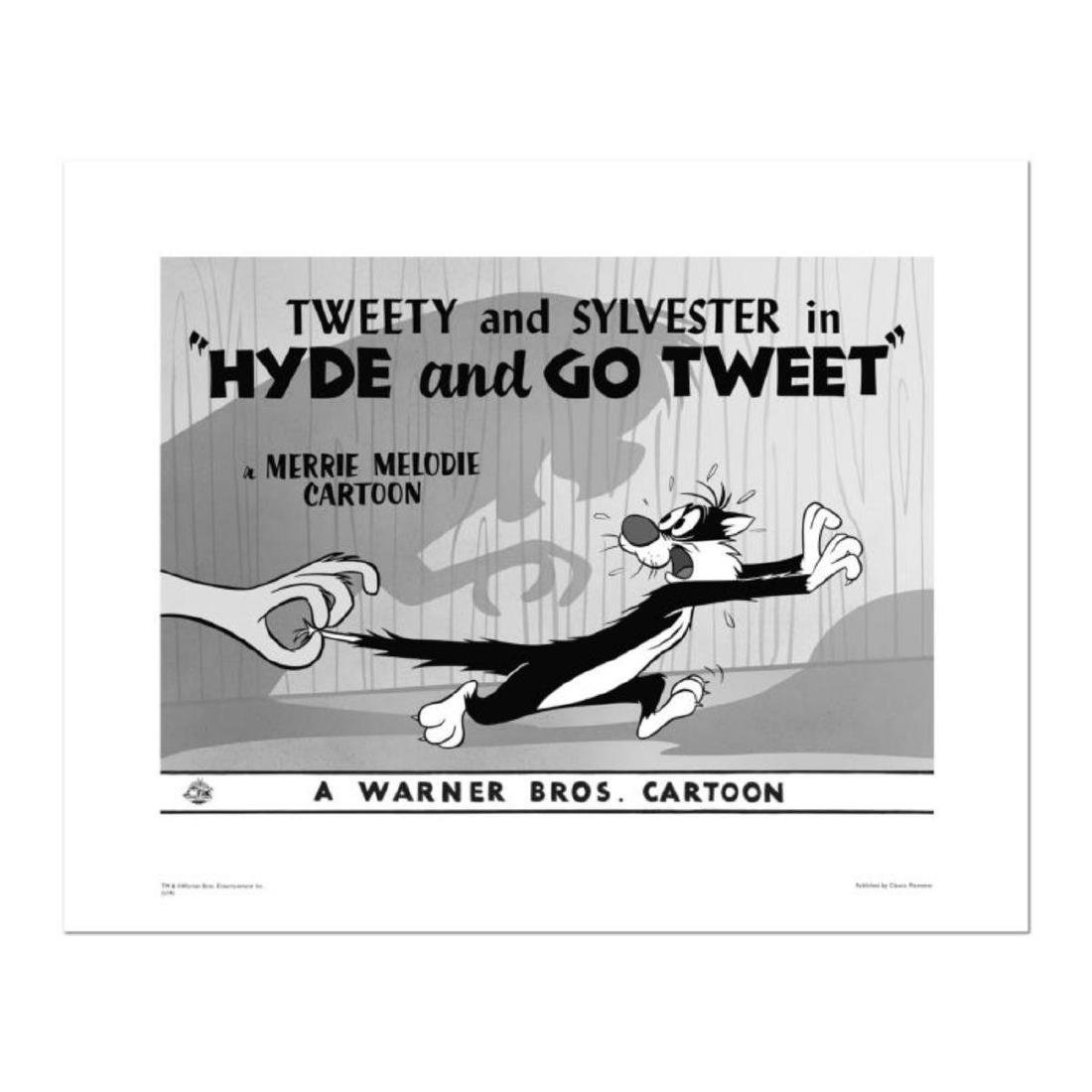 """""""Hyde and Go Tweet - Tail"""" Numbered Limited Edition"""