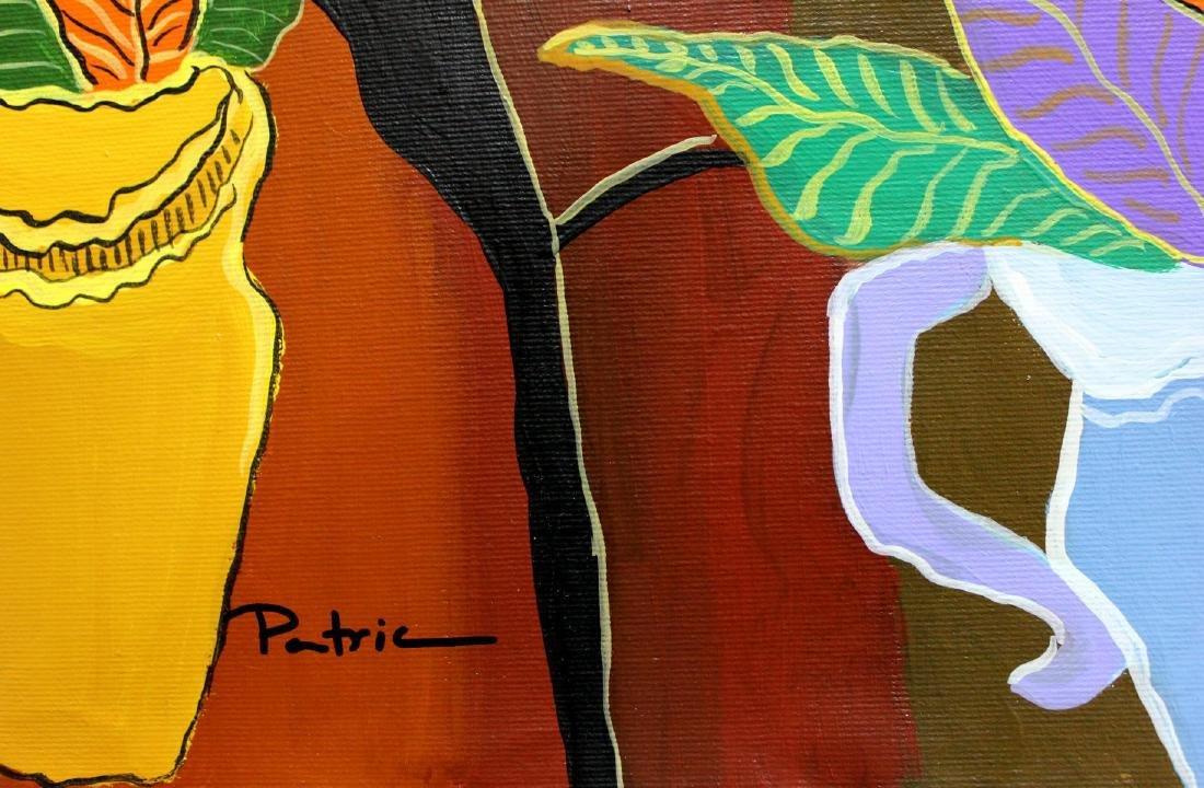 Patricia Govezensky- Original Acrylic On Canvas - 3