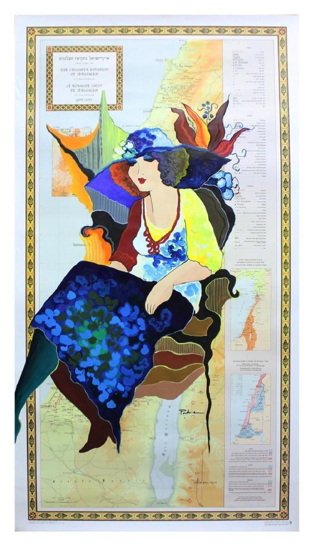 Patricia Govezensky- Original Acrylic Painting on