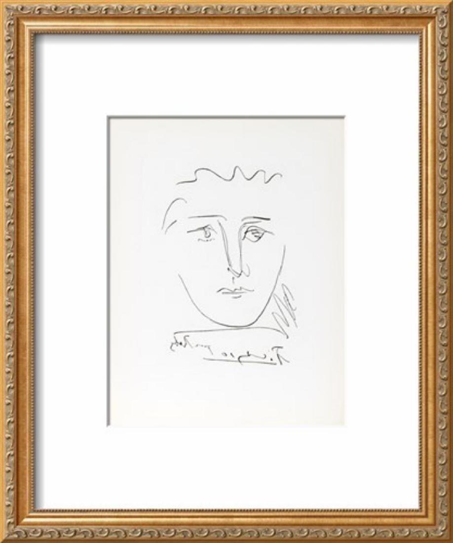"""Pablo Picasso """"L'Age de Soleil (Pour Roby)"""" Custom"""