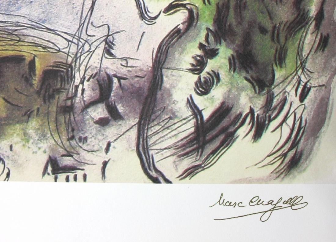 Marc Chagall- Lithograph - 2