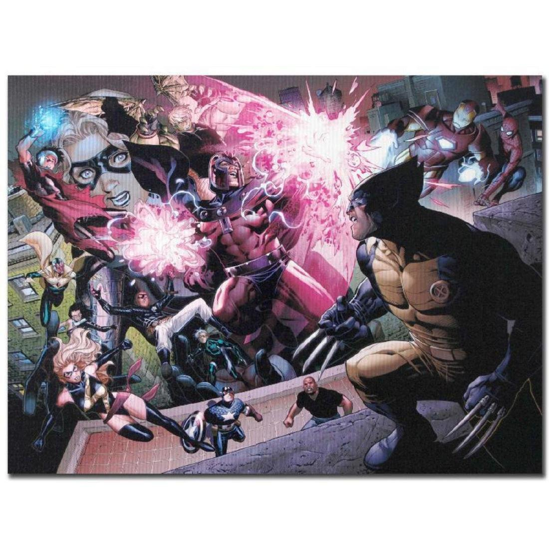 """""""Avengers: The Children's Crusade #2"""" Limited Edition"""