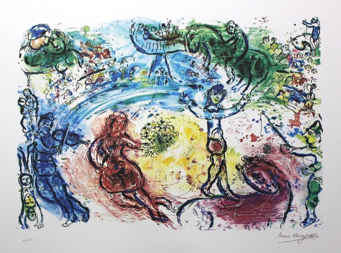 Marc Chagall- Lithograph