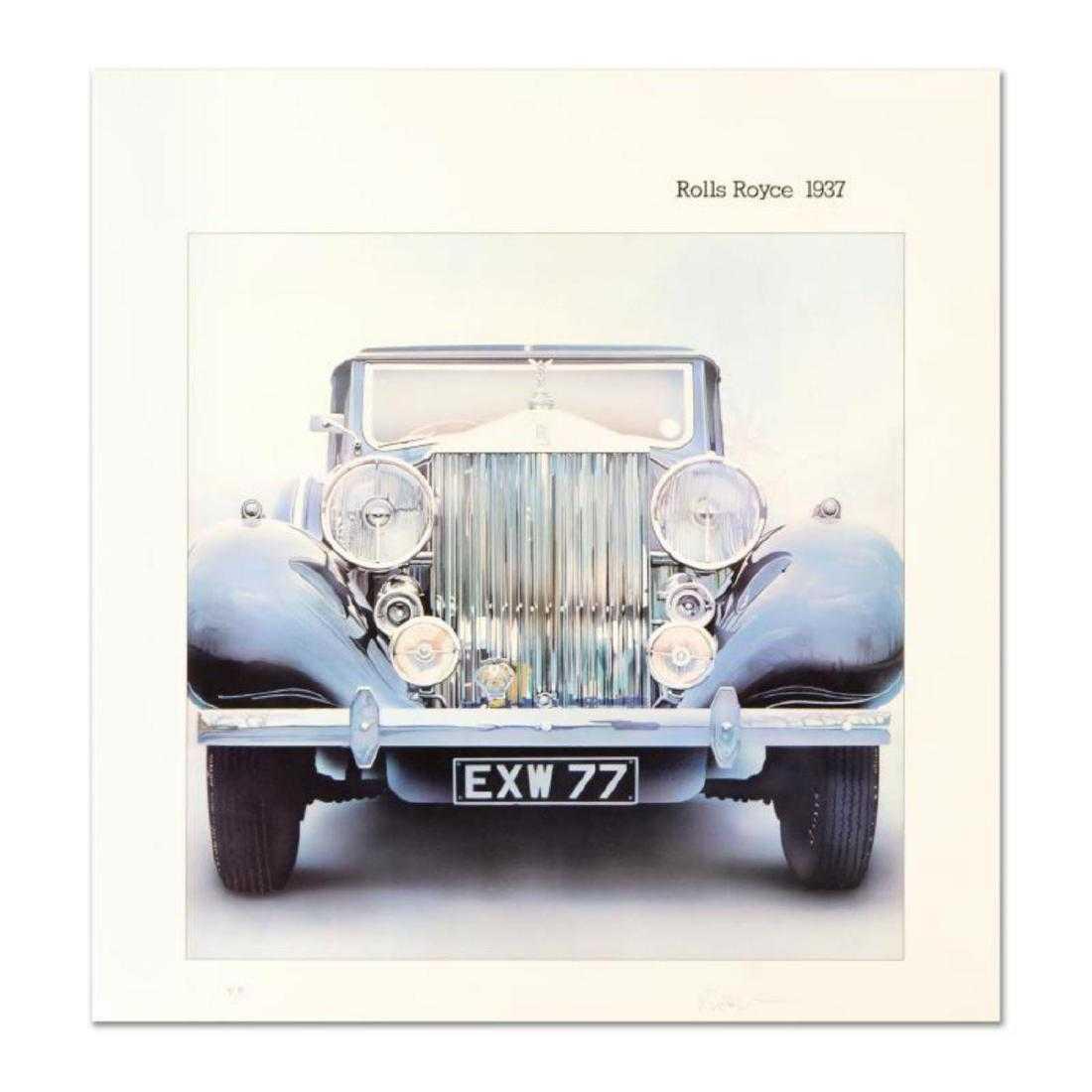 Wolfgang Kuzel Rolls Royce Limited Edition