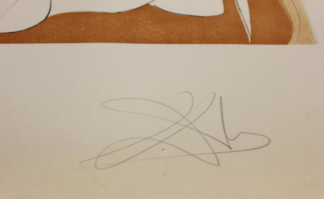 Salvador Dali- Original Engravings with Lithographic - 2