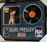 Elvis Presley Original Concert Ticket from 1976 Custom