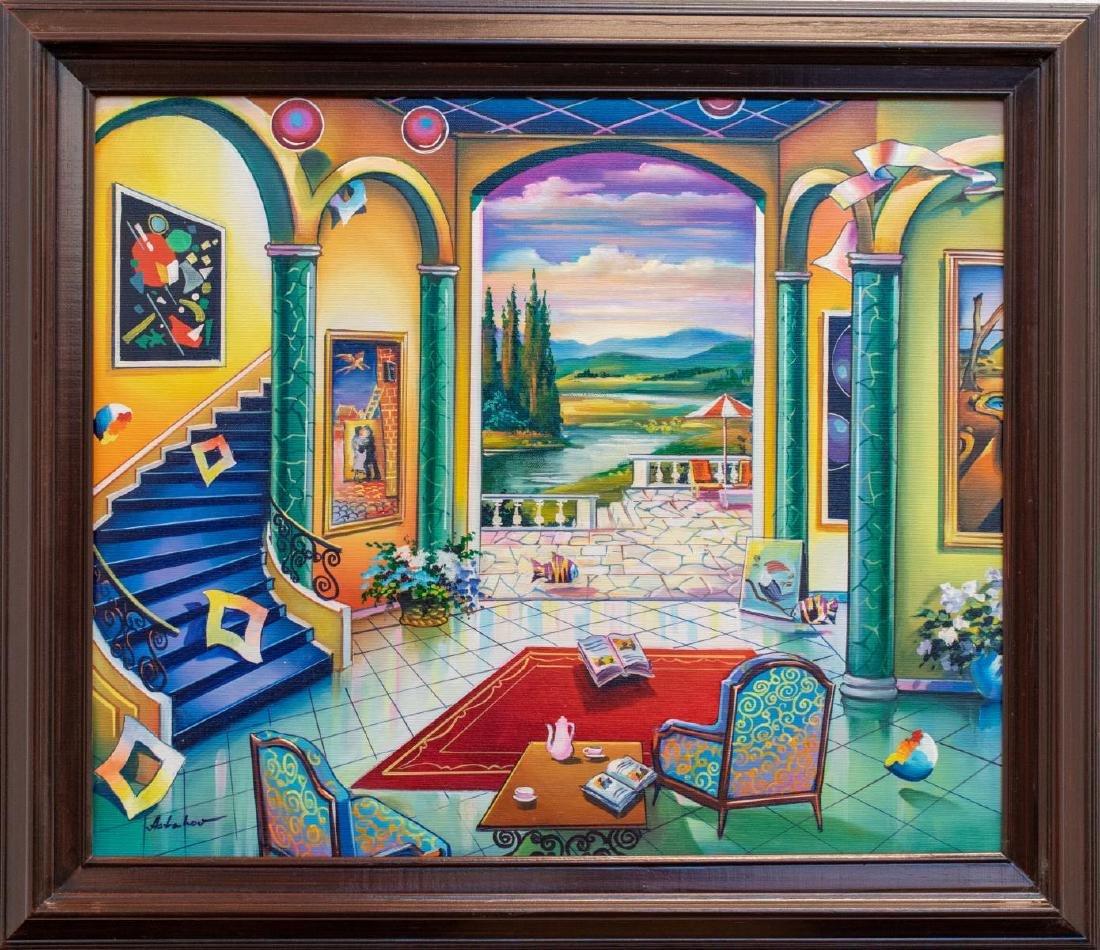Alexander Astahov- Original Oil on Canvas