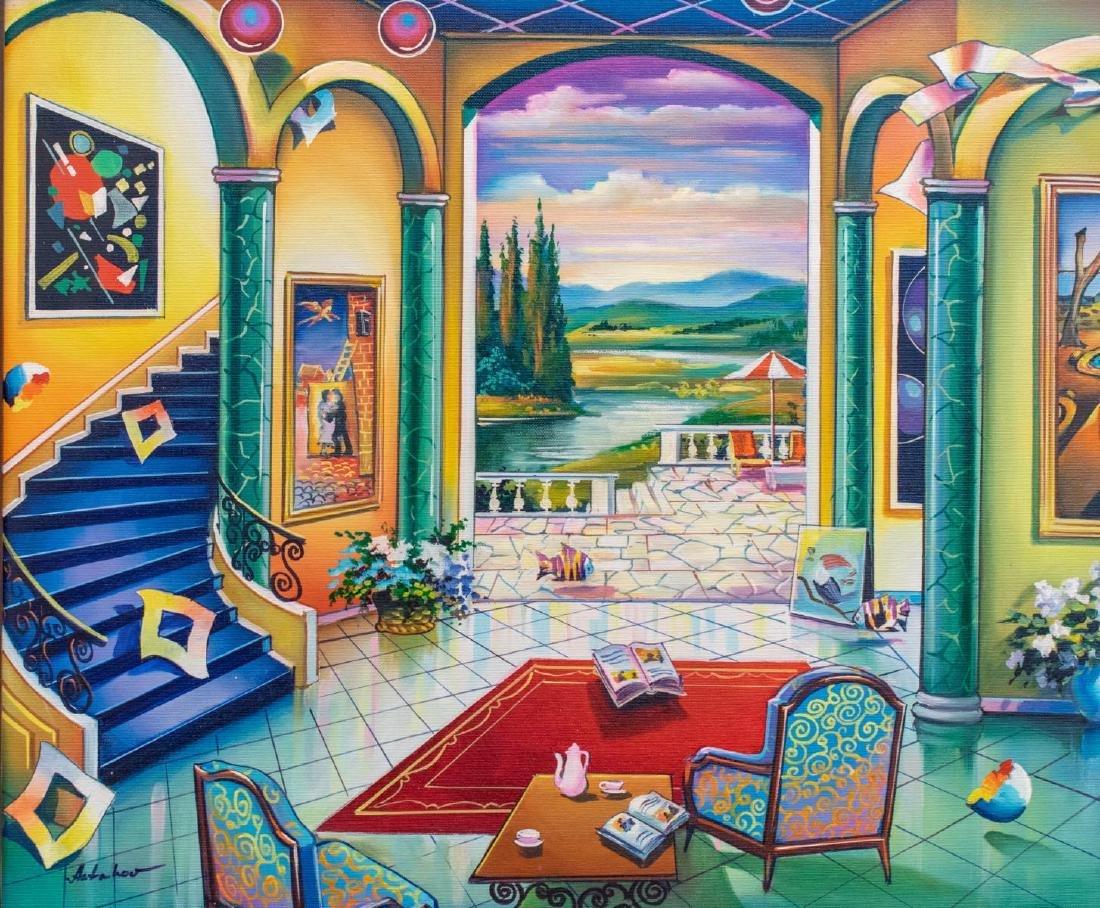 Alexander Astahov- Original Oil on Canvas - 2