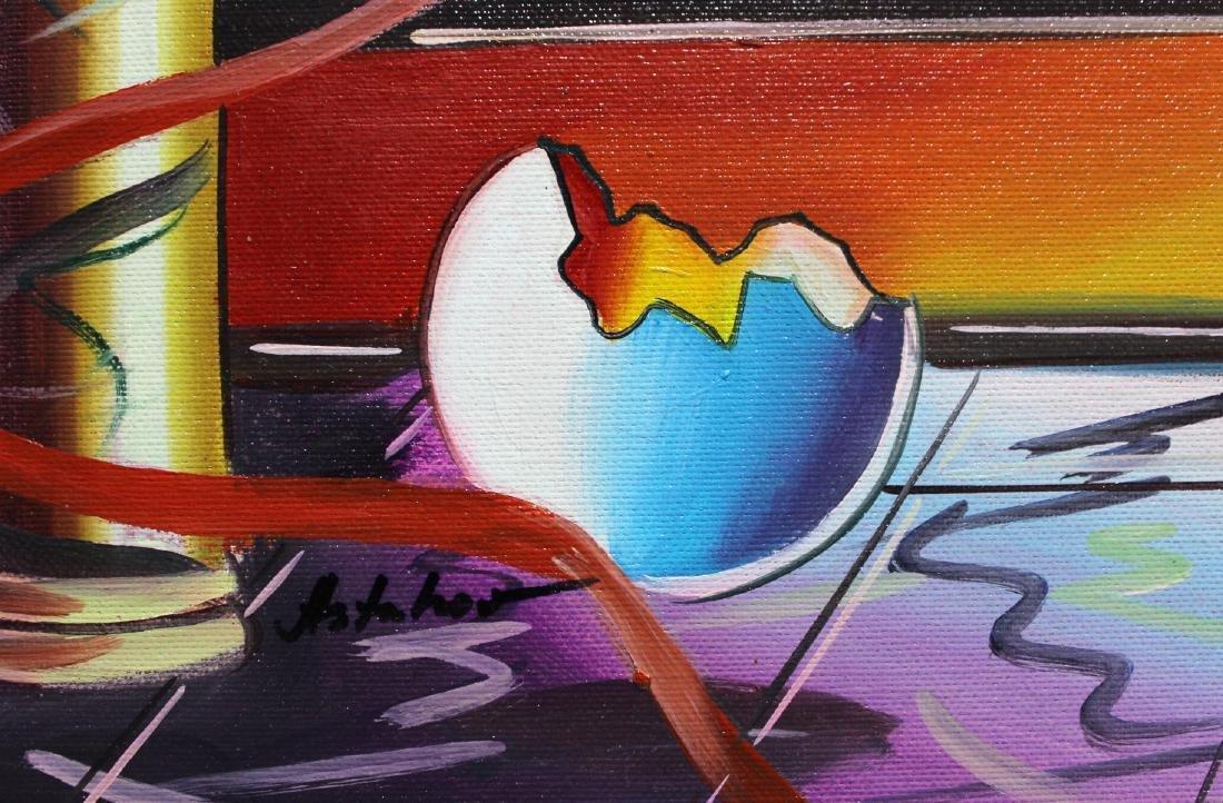 """Alexander Astahov- Original Oil on Canvas """"Fantasy - 2"""