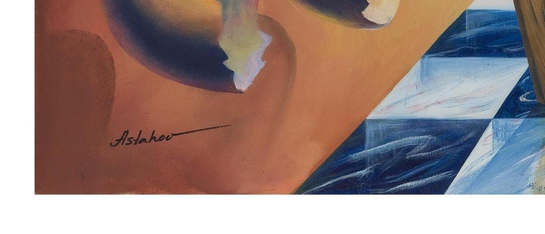 "Alexander Astahov- Original Giclee on Canvas ""The - 2"