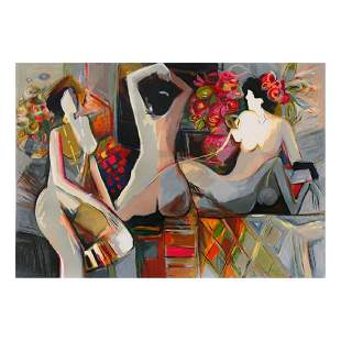 Isaac Maimon Nude Reflections Limited Edition