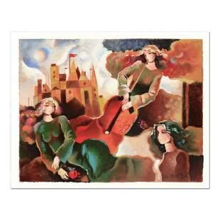 Galina Datloof Musical Flight Limited Edition