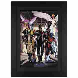 XMen Annual Legacy 1 Extremely Limited Edition