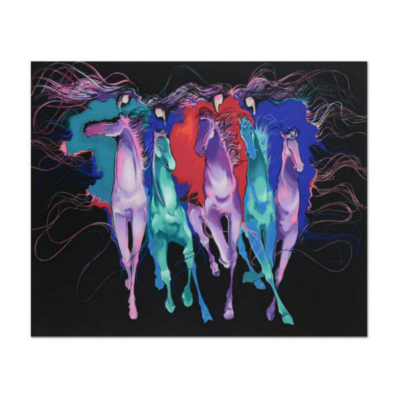 """Bonny Leibowitz, """"Wild is the Wind"""" Limited Edition"""