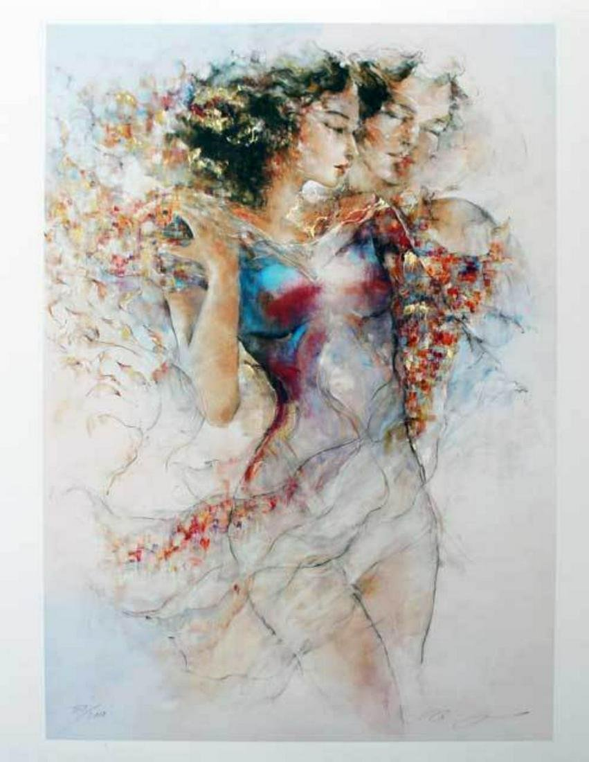 """Gary Benfield """"Devotion"""" Giclee on Paper"""