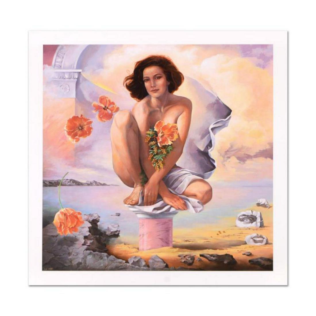"Irina Karkabi, ""Birth of Harmony"" Limited Edition,"