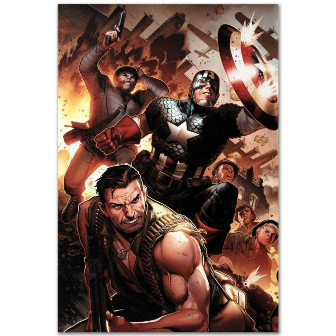 "Marvel Comics ""Secret Warriors #17"" Numbered Limited"
