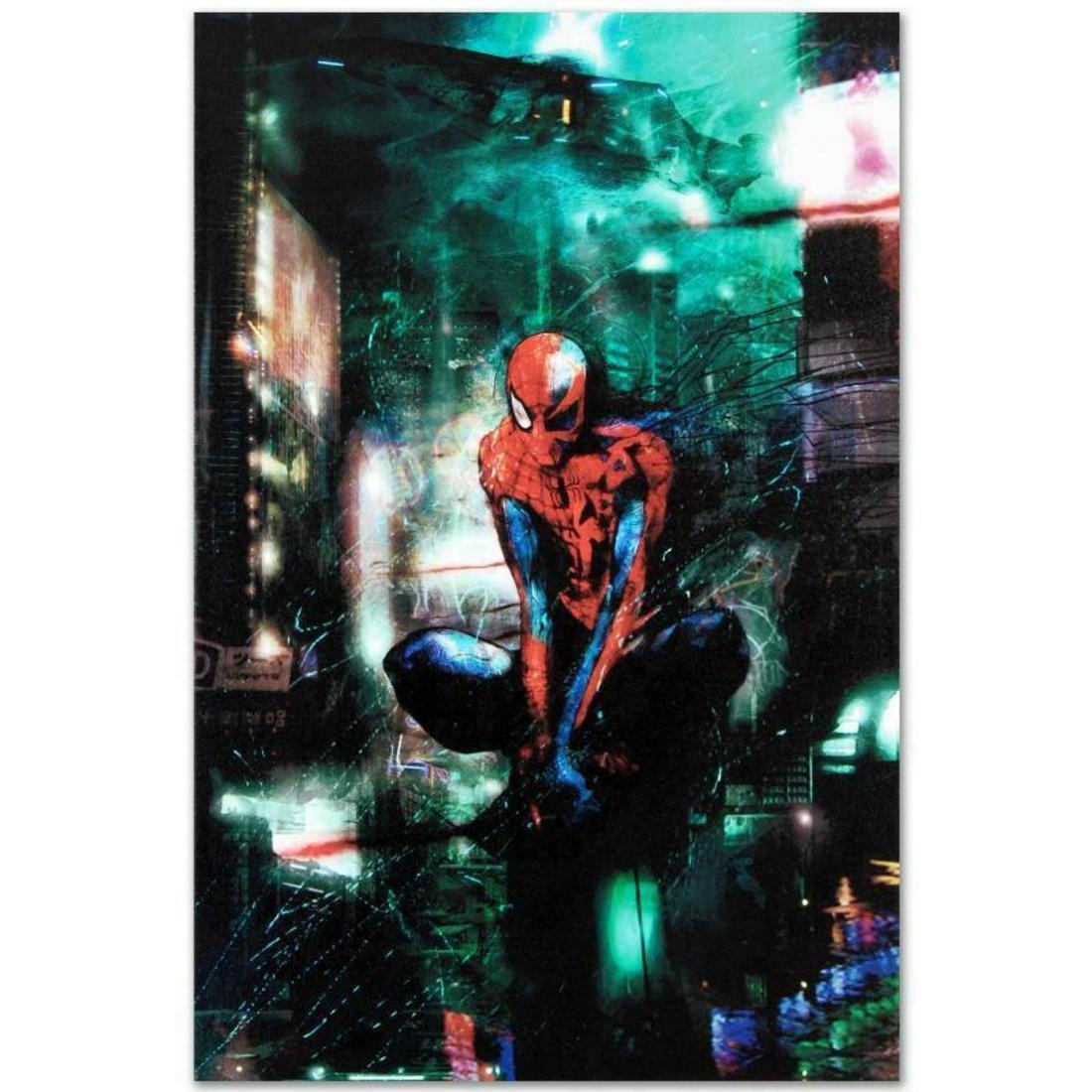 "Marvel Comics ""Timestorm"" Numbered Limited Edition"