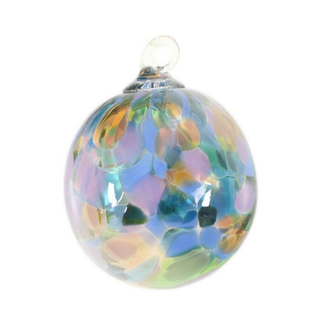 "Glass Eye Studios, ""Ornament (Purple Mystique)"" Hand"