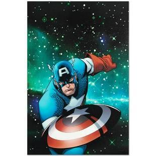 Marvel Comics Captain America and the Korvac Saga 1
