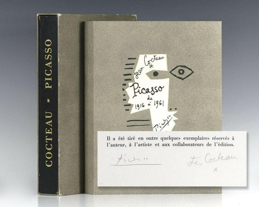 PABLO PICASSO LIMITED EDITION PORTFOLIO 22 ORIGINAL