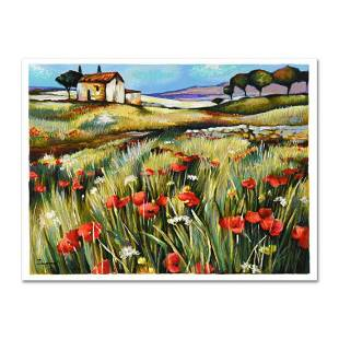 """Yuri Dupond, """"The Road Home"""" Limited Edition Serigraph,"""