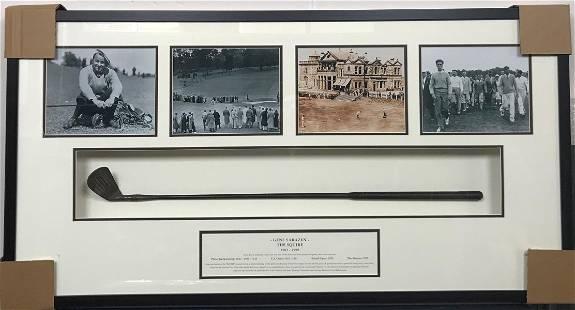 Golf Club Memorabilia