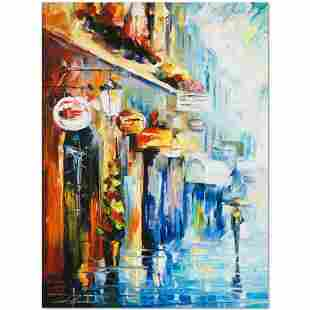 """Leonid Afremov (1955-2019) """"By the Light"""" Limited"""