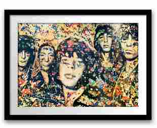 "Mr. Brainwash Original Offset Lithograph on paper ""The"
