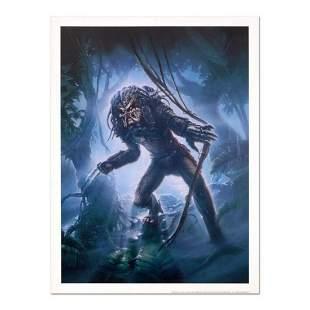 "John Alvin ""Predator"" Licensed Limited Edition"