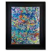 "Wyland, ""Reef 1"" Hand Signed Original Painting on"
