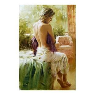"Vidan, ""Sweet Sanctuary"" Limited Edition on Canvas,"