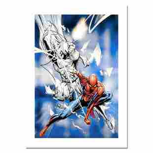 "Marvel Comics, ""Vengeance of the Moon Knight #9"""
