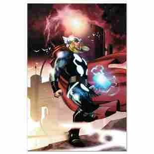 "Marvel Comics ""Thor #615"" Numbered Limited Edition"