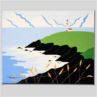 """""""Fisherman's Lighthouse"""" Limited Edition Giclee on"""