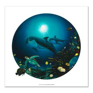 """""""Undersea Life"""" Limited Edition Giclee on Canvas by"""