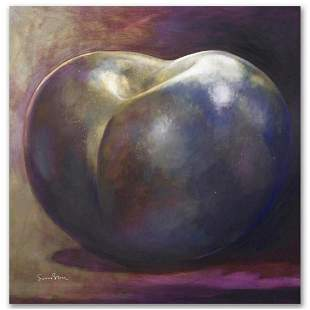 """""""Bronze"""" Limited Edition Giclee on Canvas by Simon"""