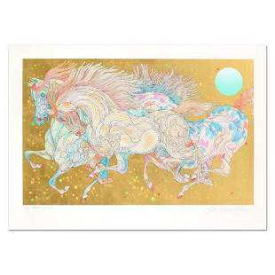 """Guillaume Azoulay, """"Stardust"""" Limited Edition Serigraph"""