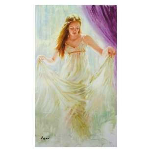 """Vidan, """"Sheer Innocence"""" Limited Edition on Canvas,"""