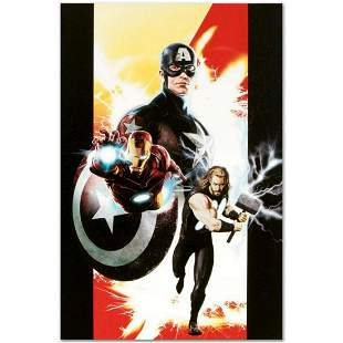 """Marvel Comics """"Ultimates #1"""" Numbered Limited Edition"""