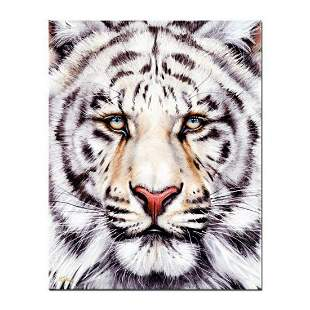 """""""Bengal"""" Limited Edition Giclee on Canvas by Martin"""