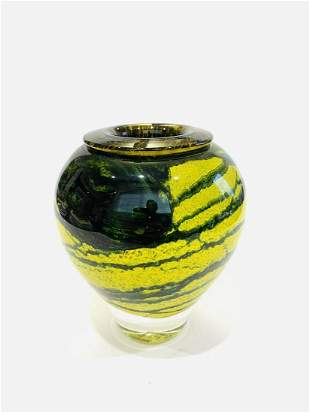 Jean-Claude Novaro Hand Blown One-of-a-kind Glass