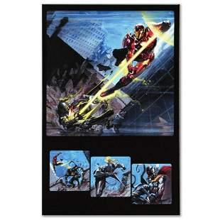 """Marvel Comics """"Secret War #1"""" Numbered Limited Edition"""