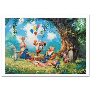 """Splendiferous Picnic"" Limited Edition Lithograph by"