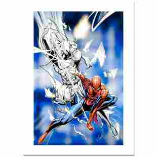 """Stan Lee Signed, """"Vengeance of the Moon Knight #9"""""""
