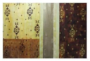 """Alexander Borewko- Original Acrylic on Canvas """"Silence"""