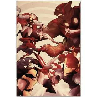 """Marvel Comics """"Secret Invasion: Front Line #5"""" Numbered"""