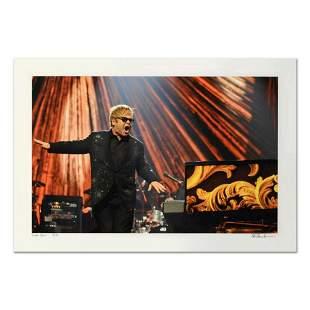 "Rob Shanahan, ""Elton John"" Hand Signed Limited Edition"